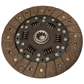 Picture of our Custom Clutch Disk